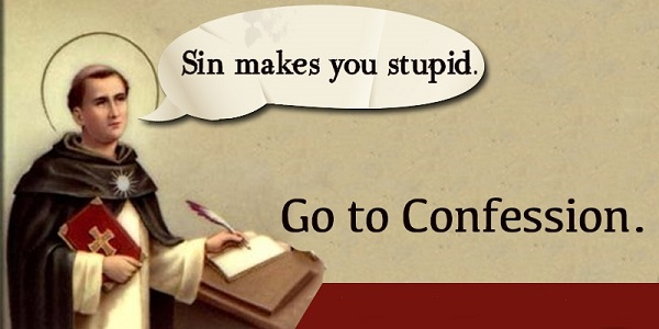 Sin makes it hard to understand something like Prudence.
