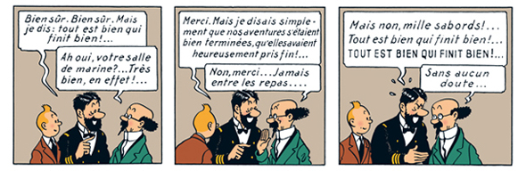 Dialogue de sourd.