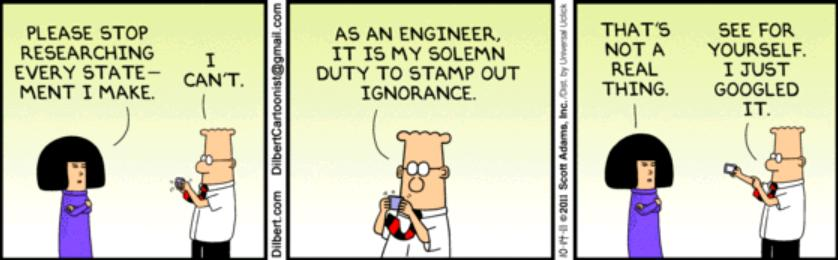 Dilbert for 2011-October-14.