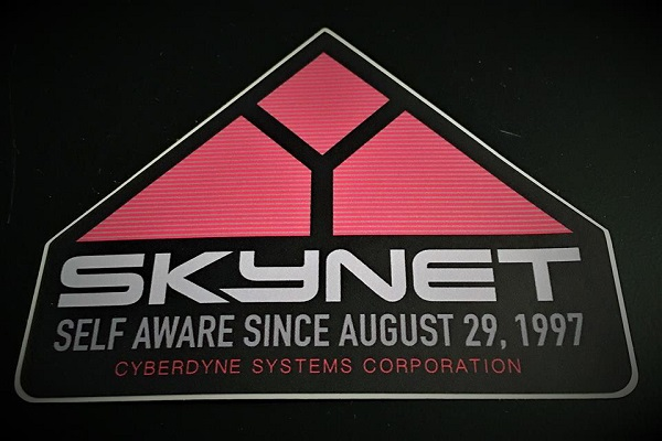Skynet. Self-aware since August 29, 1997.