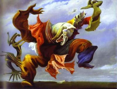 Max Ernst. The Angel of the Household, etc.